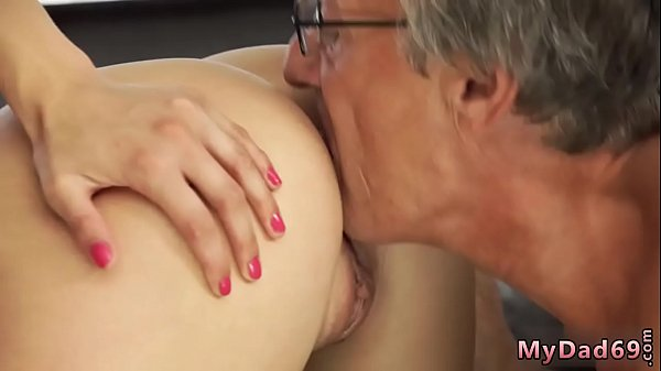 Father, Old man anal