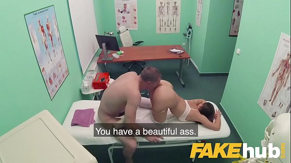 Orgasm, Hospital, Fake hospital, Pussy squirt