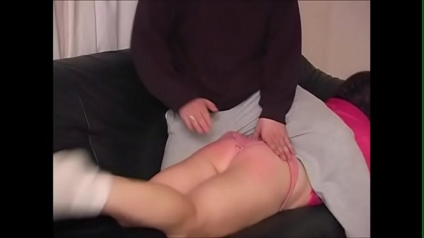 Chubby, Spanked