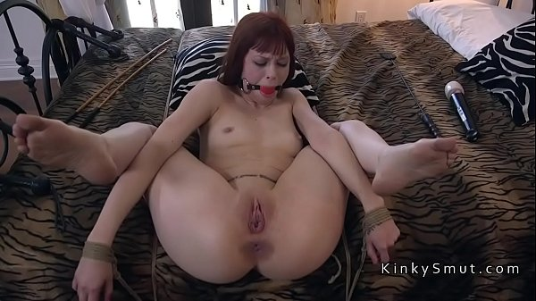 Caning, Whipping, Redhead anal