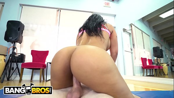 Big ass, Bangbros, Rose monroe