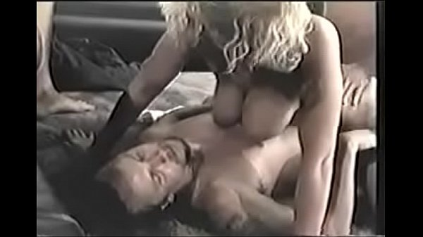 Anal interracial, Double anal