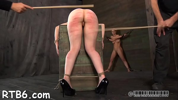 Caning, Chained