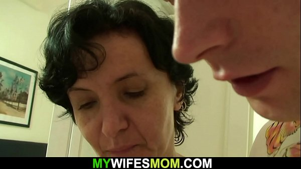 My wife riding my cock, My mother