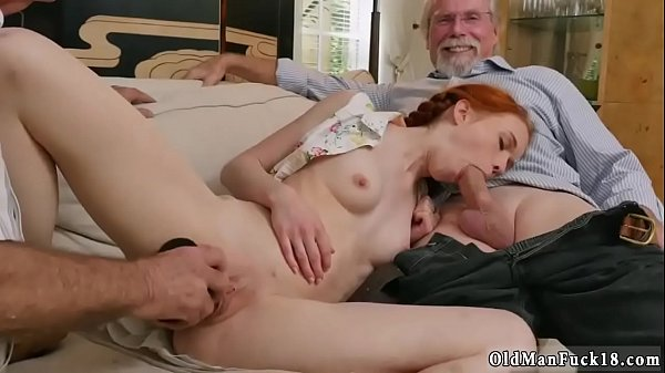 First anal, Old teacher, First time anal, White, Fat man, White anal