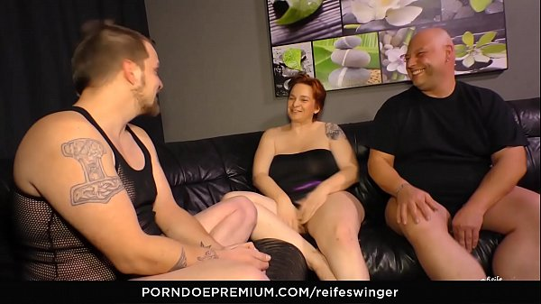 Swingers, Gonzo, Mature swinger