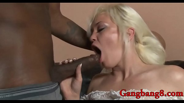 Busty, Interracial anal, Blonde, Anal interracial, Interracial blonde