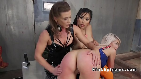 Asian anal, Anal threesome, Blonde anal, Anal asian