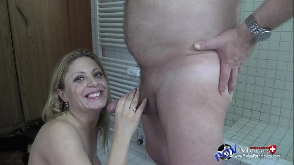 Gina, In the shower