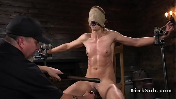 Gagging, Blindfolded, Blindfold