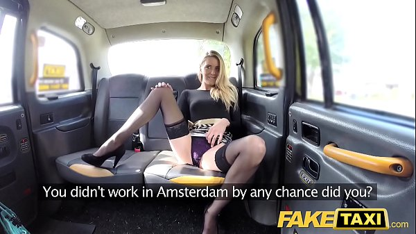 Taxi, Fake taxi, Holland