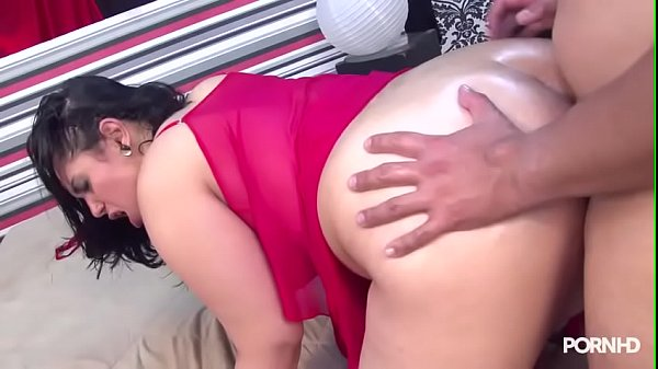 Surprised, Latina wife