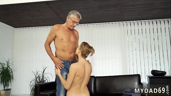 Father, Old granny, Granny old, Casting sex