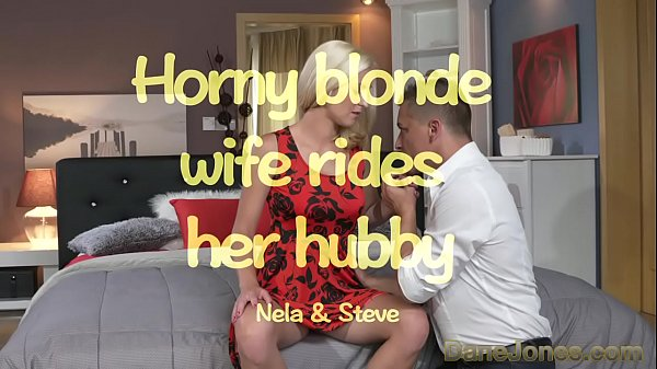 Big dick, Blond wife