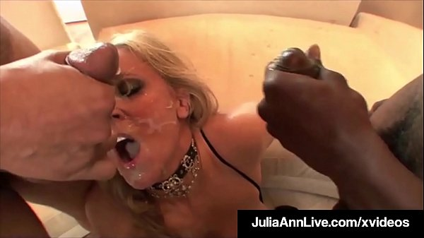 Anne, Julia ann, Interracial anal, Julia, Anal interracial, Anne anal