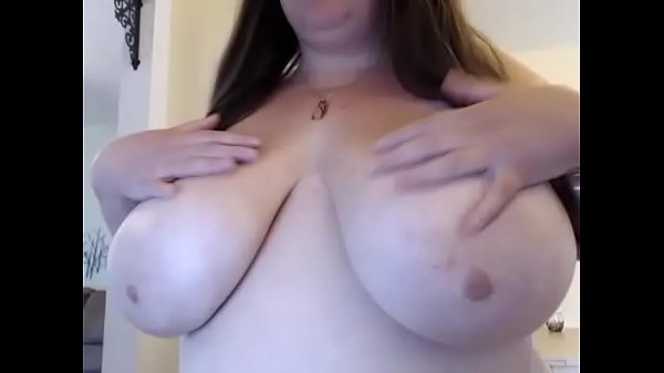 Webcam boobs, Bbw boobs