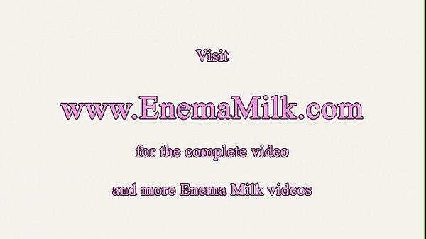 Enema, Milking