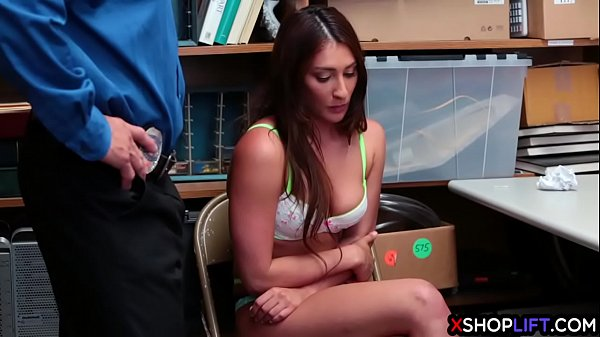 Teen, Security, Natural tits