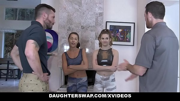 Dad, Daughterswap, Gymnast