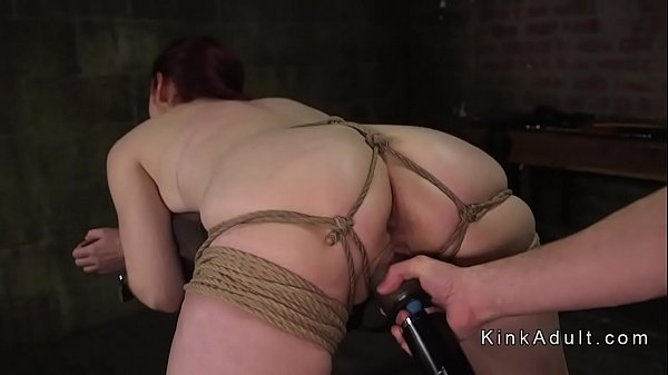 Slave, Pussy anal, Brunette anal
