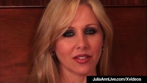 Julia ann, Julia, Blond, Milf anne