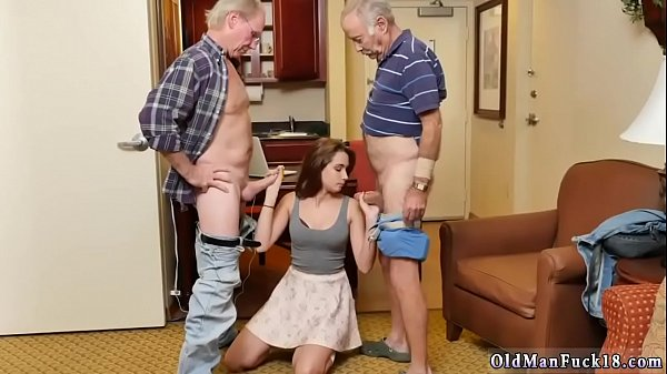 Old man, Teen daddy, First time fucking